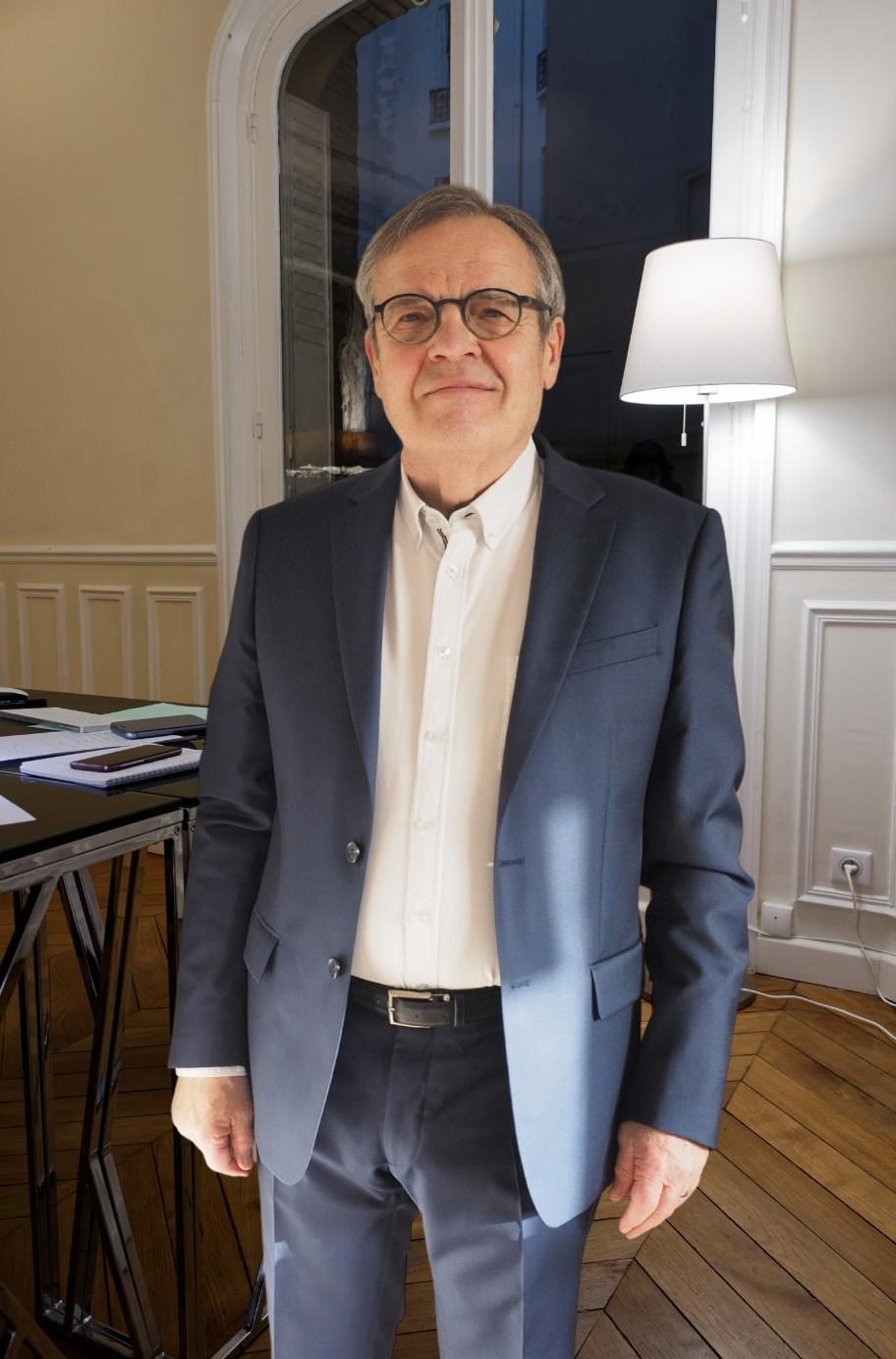 alain prioul senior advisor talents & projets