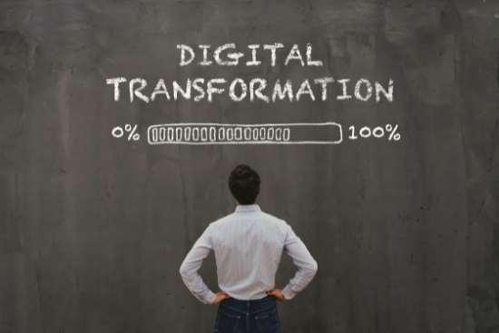 Mission de management de transition transformation digitale